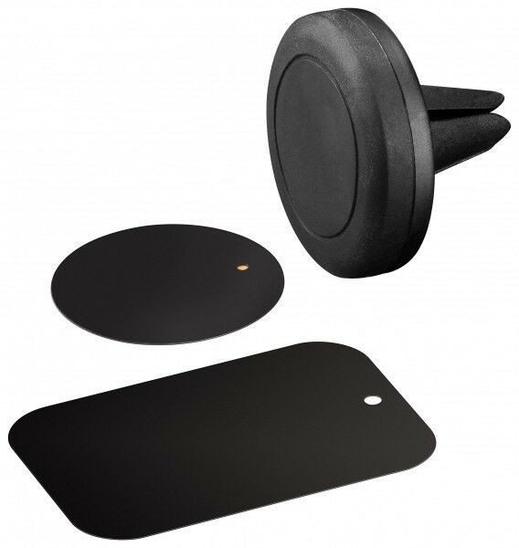 Magnethalterung Set Super Slim für Auto Lüfter iPhone 5 6 Samsung S6 edge